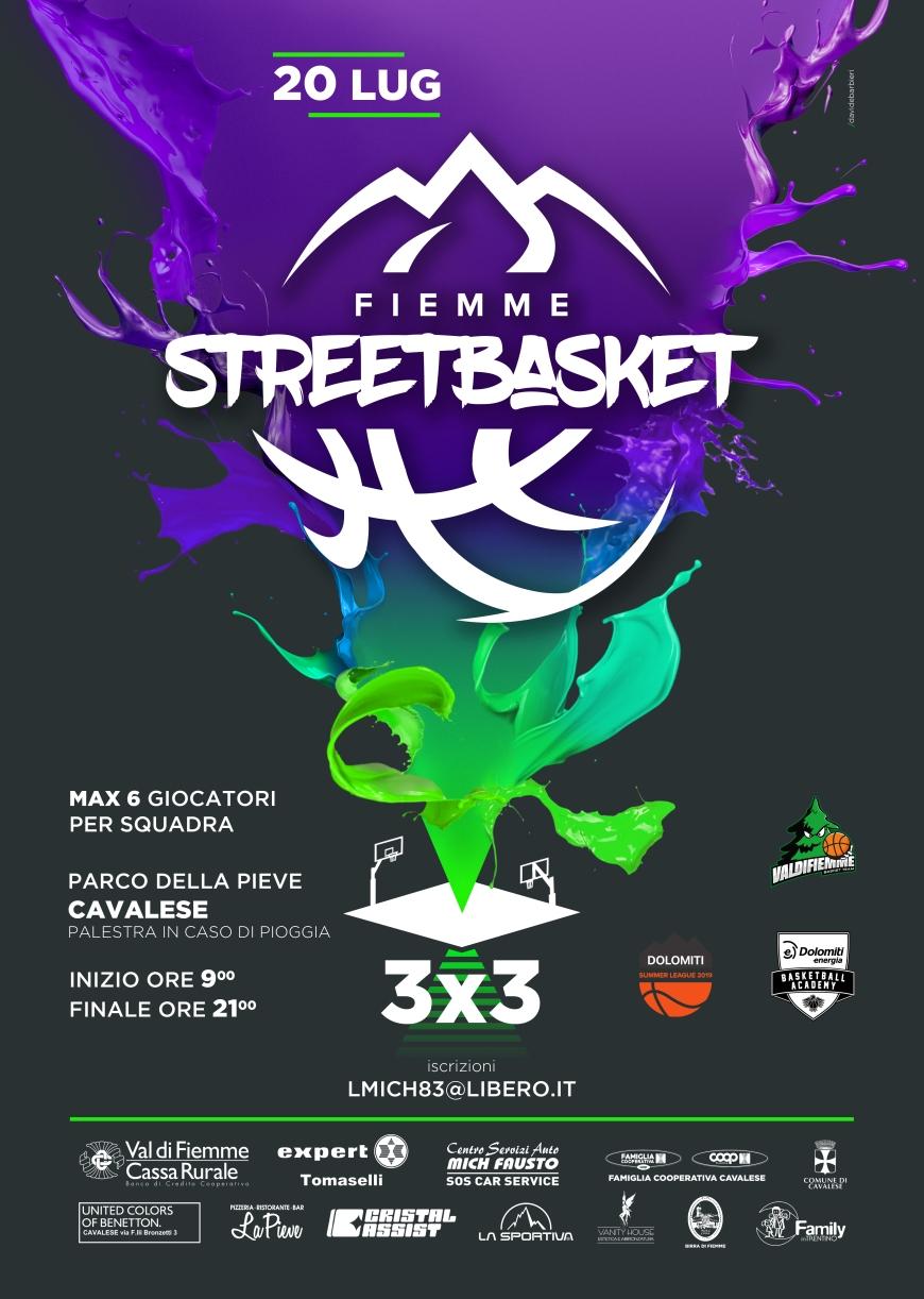 Va di Fiemme Basket - Fiemme Street Basket